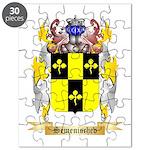 Semenischev Puzzle