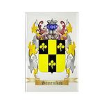 Semenikov Rectangle Magnet (100 pack)