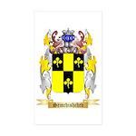 Semchishchev Sticker (Rectangle 50 pk)