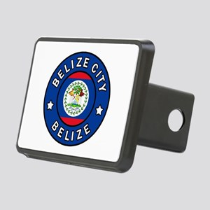Belize City Rectangular Hitch Cover