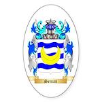 Seman Sticker (Oval 10 pk)