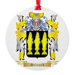 Selmond Round Ornament