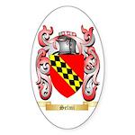 Selmi Sticker (Oval 50 pk)