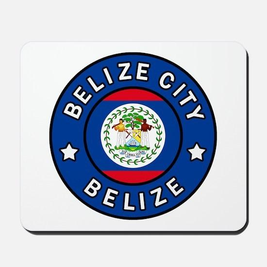 Belize City Mousepad