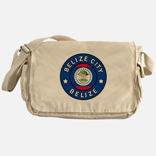 Belize City Messenger Bag