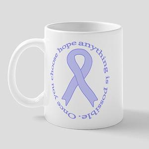 Periwinkle Hope Mug