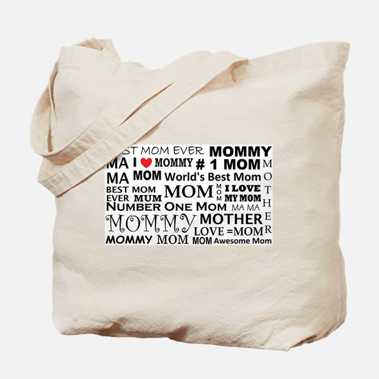 Unique 1st mommy%27s day Tote Bag