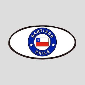 Santiago Chile Patch