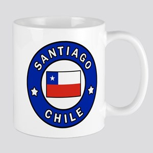 Santiago Chile Mugs