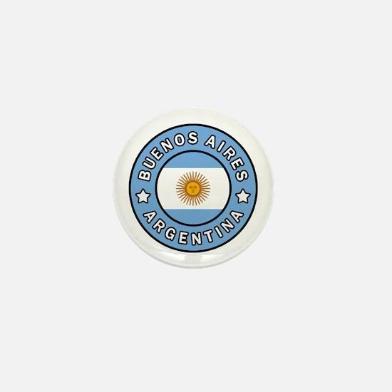 Cute Blanca Mini Button
