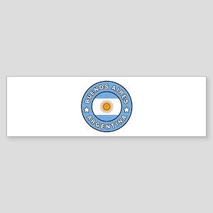 Buenos Aires Argentina Bumper Sticker