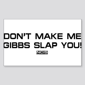 NCIS: Gibbs Slap Sticker