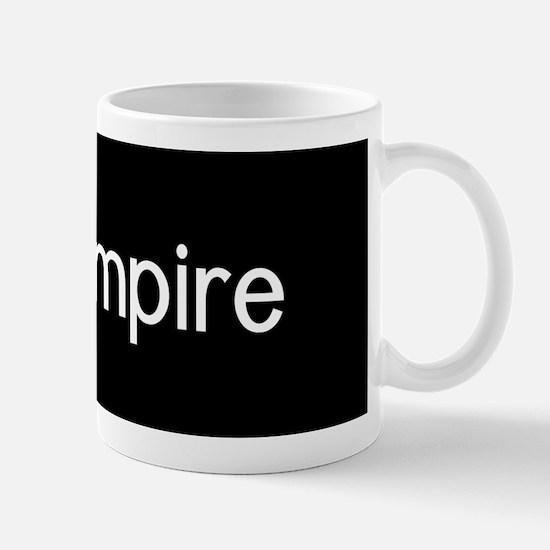 Vampire (Blood Red) Mug