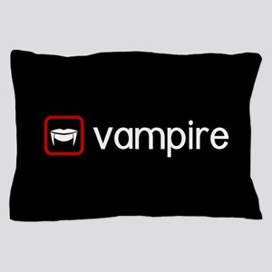 Vampire (Blood Red) Pillow Case