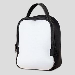 Keep Calm and Love ALFREDO Neoprene Lunch Bag