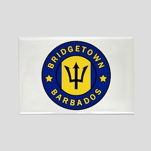 Bridgetown Barbados Magnets