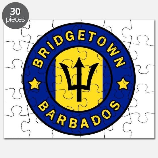Bridgetown Barbados Puzzle