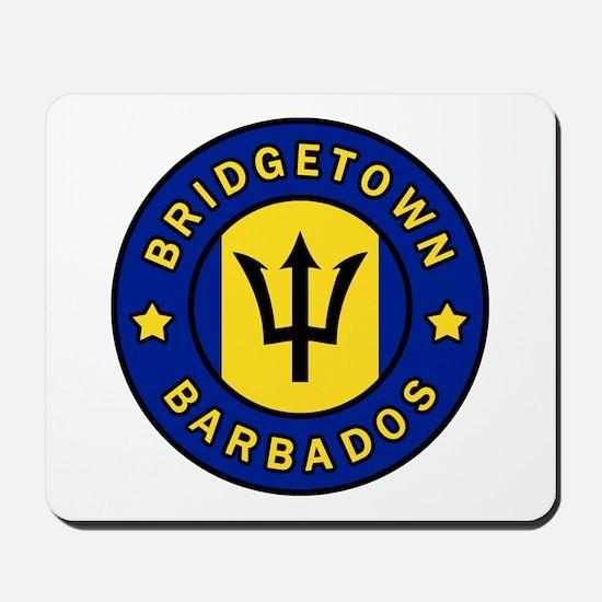Bridgetown Barbados Mousepad
