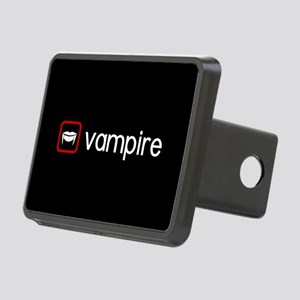 Vampire (Blood Red) Rectangular Hitch Cover