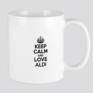 Keep Calm and Love ALDI Mugs