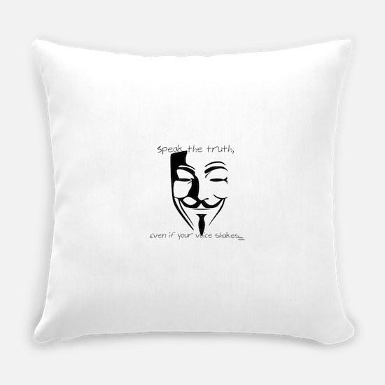 Cool Robot Everyday Pillow