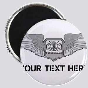 PERSONALIZED NAVIGATOR WINGS Magnet