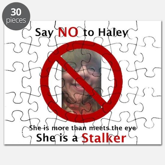 Say No To Haley Puzzle