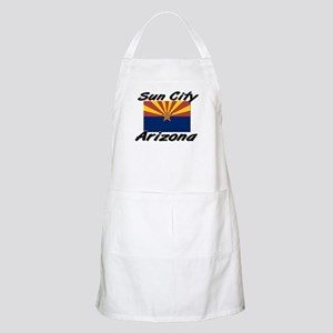 Sun City Arizona BBQ Apron