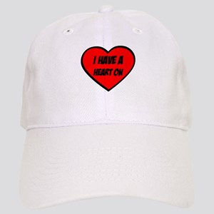 Heart On Cap
