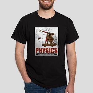physics_hurl3-b T-Shirt