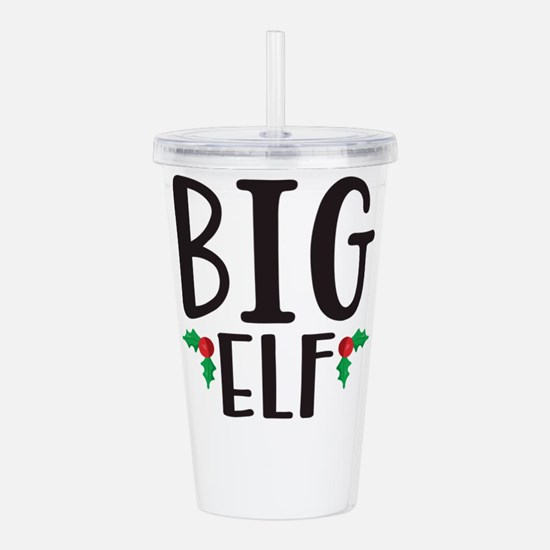 Big Elf Acrylic Double-wall Tumbler