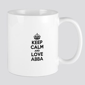 Keep Calm and Love ABBA Mugs