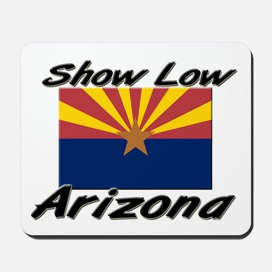 Show Low Arizona Mousepad