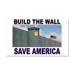 THE WALL Car Magnet 20 x 12