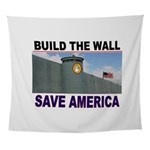 THE WALL Wall Tapestry
