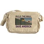 THE WALL Messenger Bag