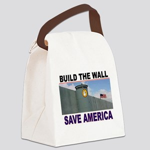 THE WALL Canvas Lunch Bag