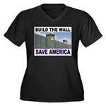 THE WALL Plus Size T-Shirt