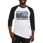 THE WALL Baseball Jersey