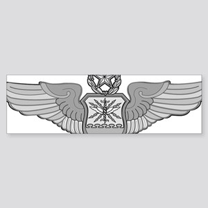 MASTER NAVIGATOR WINGS Bumper Sticker