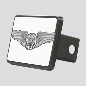 ENLISTED AIRCREW WINGS Rectangular Hitch Cover