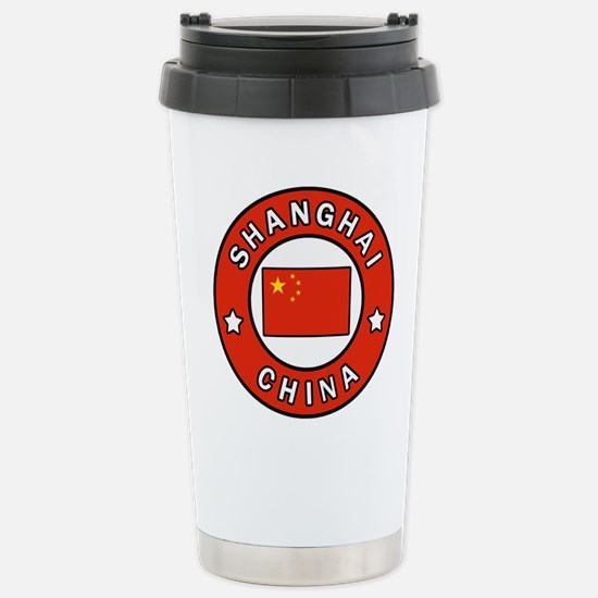 Shanghai Stainless Steel Travel Mug