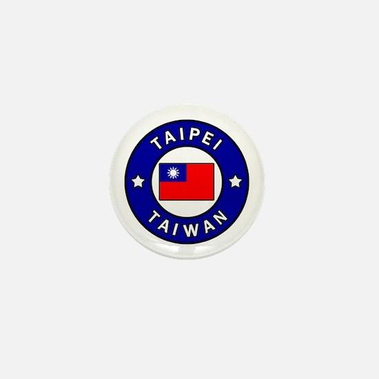 Funny County Mini Button
