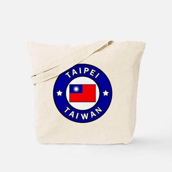 Cute Taipei Tote Bag