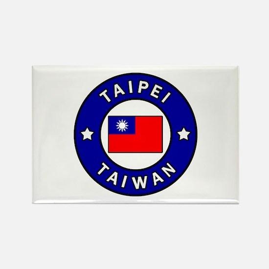 Taipei Taiwan Magnets