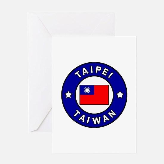 Taipei Taiwan Greeting Cards