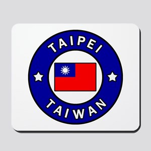 Taipei Taiwan Mousepad