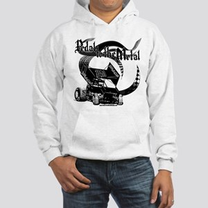 Pedal to the Metal - Sprint Hooded Sweatshirt