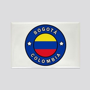 Bogota Colombia Magnets