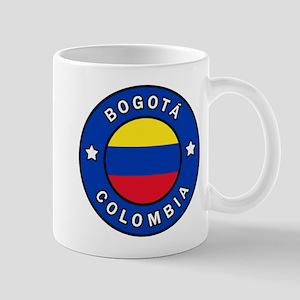 Bogota Colombia Mugs